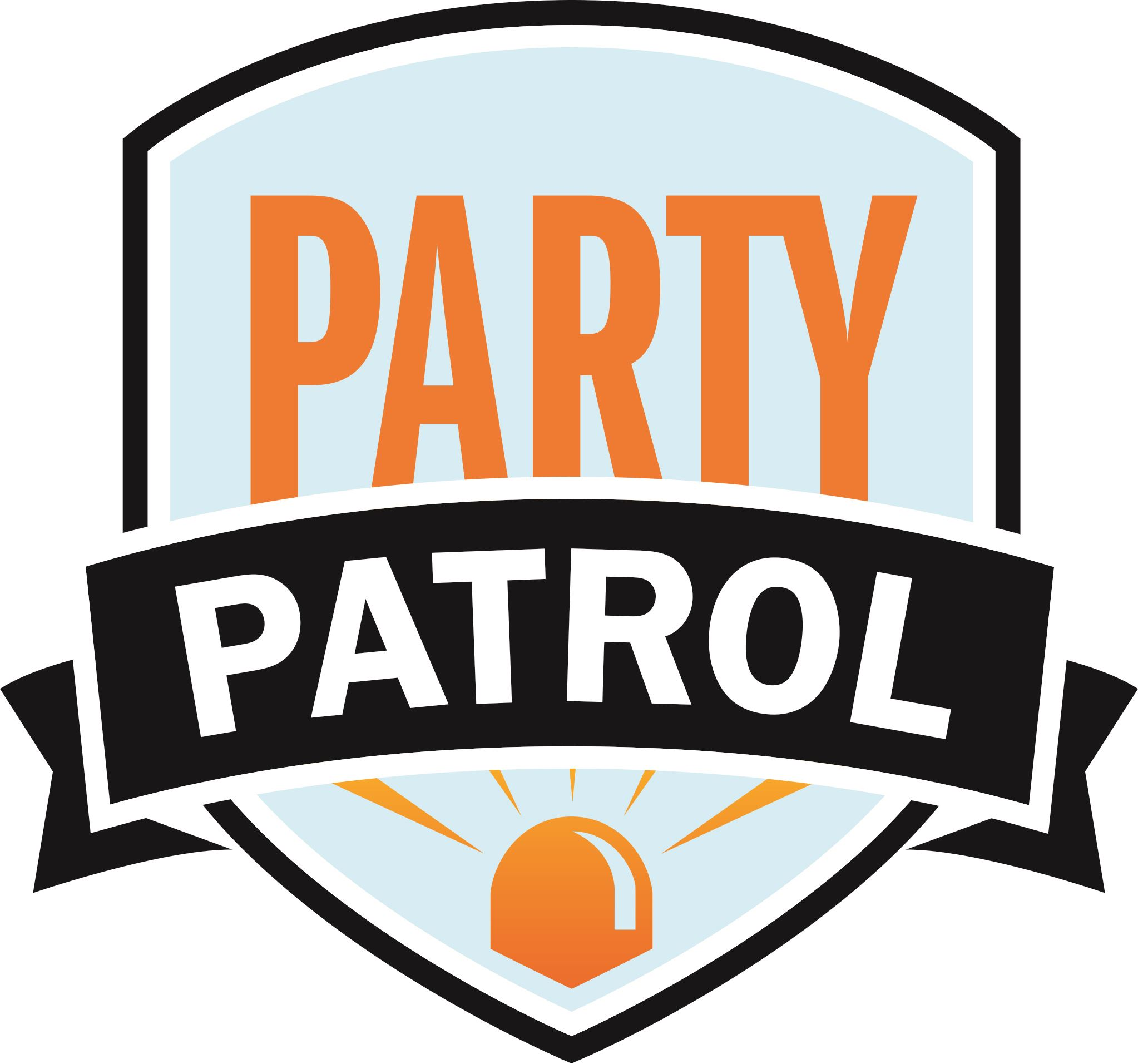 Party Patrol Logo